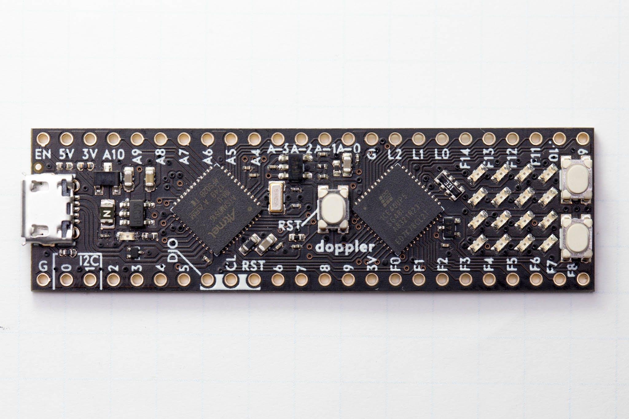 Dadamachines' Doppler Development Board Packs Both a SAM D51
