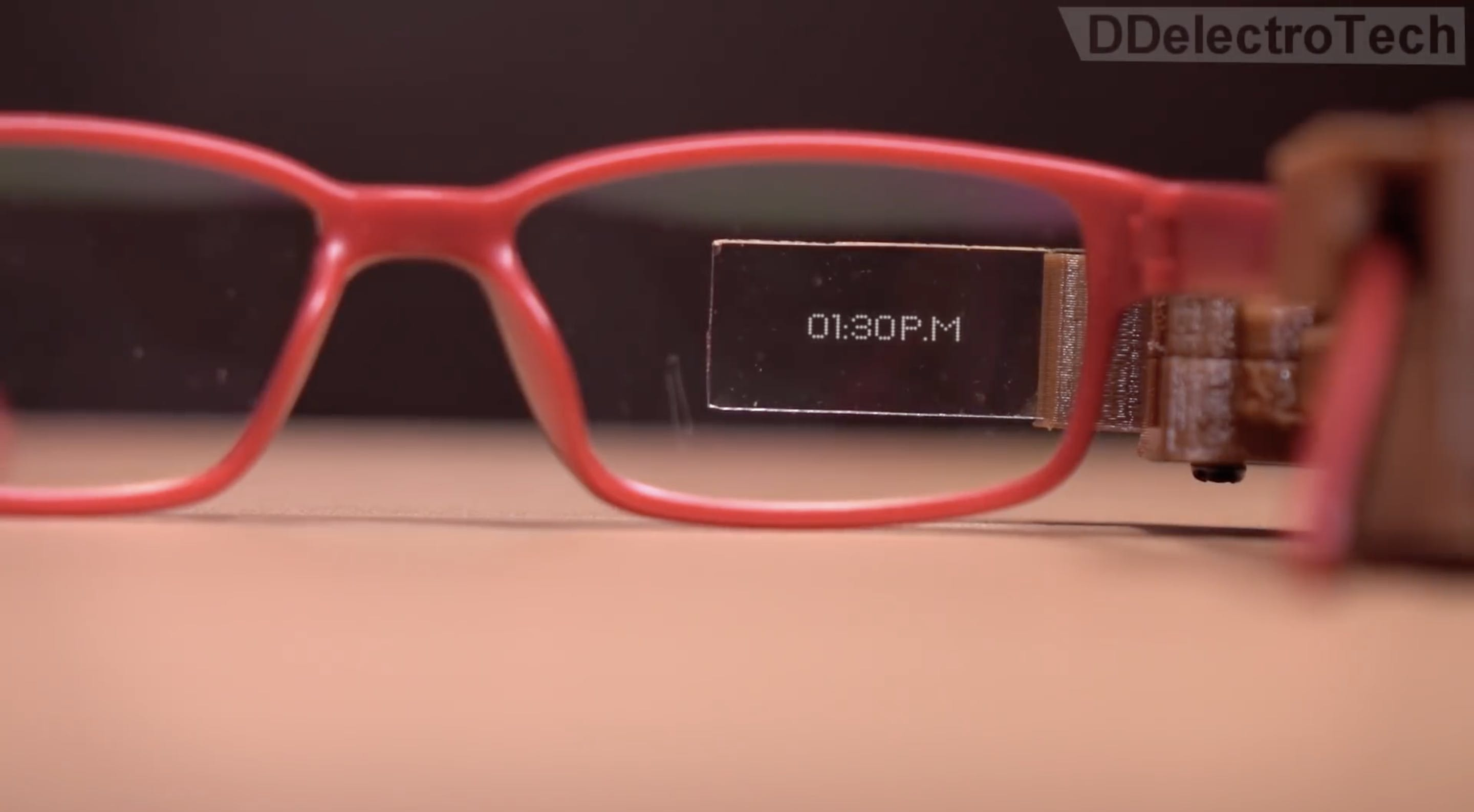 Diy Google Glass For Under 10 Hackster Io