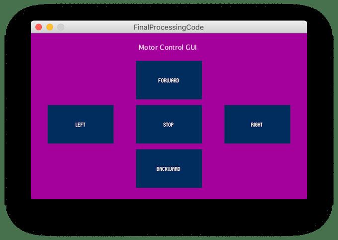 The Final GUI