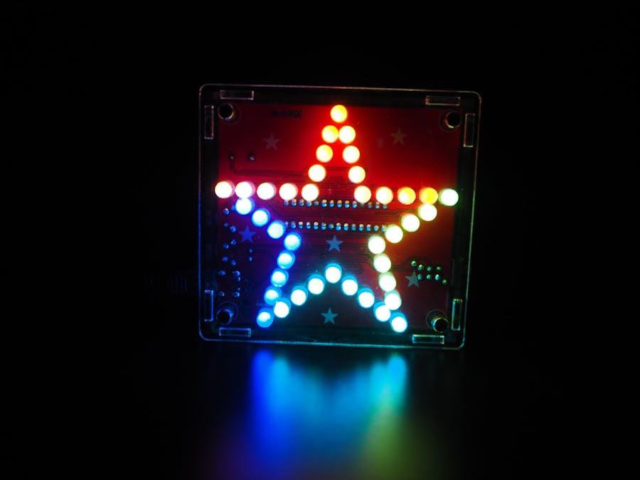 Built a Shining Star!