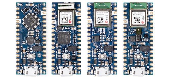 KiCad Footprint for New Nano Family - Arduino Project Hub