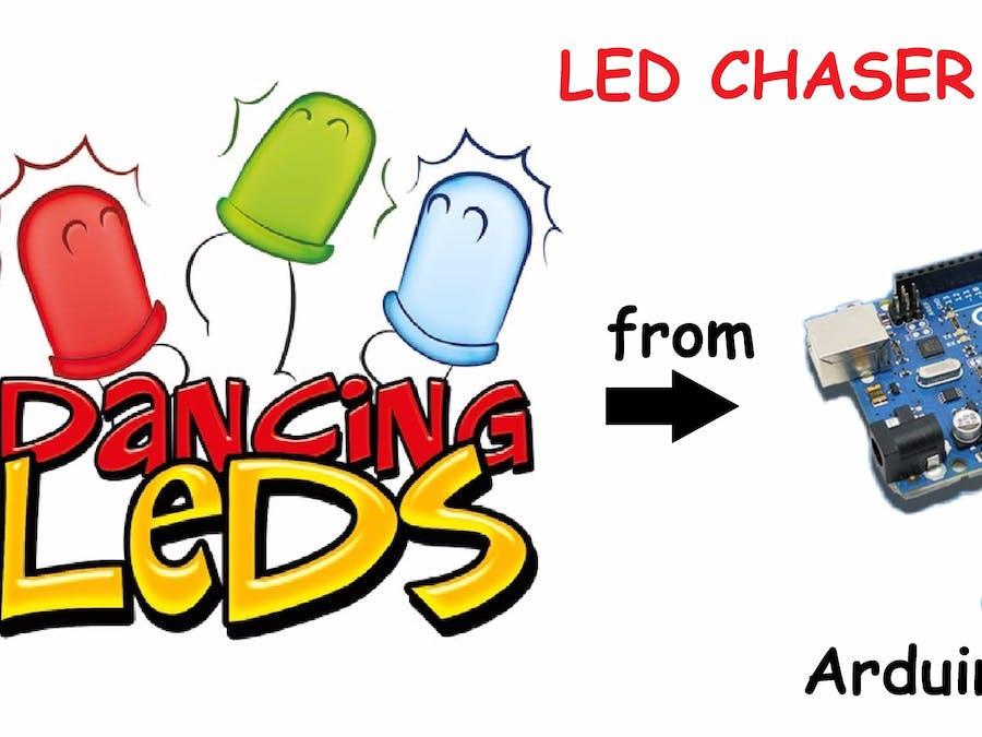 Dancing LEDs