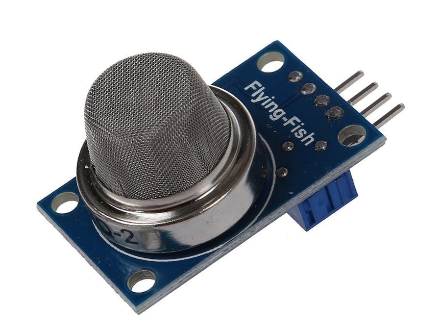 How to Use a Gas Sensor (MQ-2)