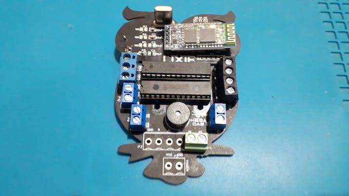 Arduino LIXIE Clock - Arduino Project Hub
