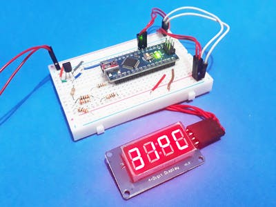 Temperature Indicator with Arduino