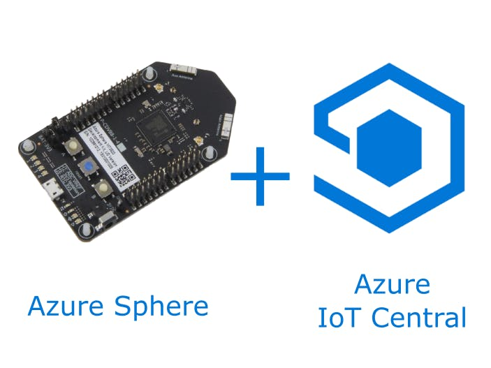 Connecting Azure Sphere to Azure IoT Central