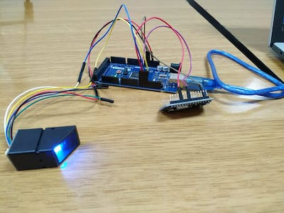 Monitoring quality of education with Arduino and Raspberry