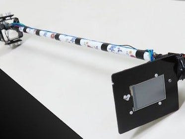 Smart Stick for Visually Impaired People