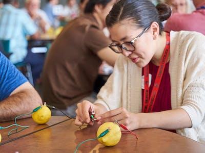 Hacking STEM Lemon Battery