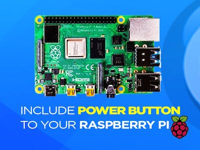 Include Power Button to Your Raspberry Pi