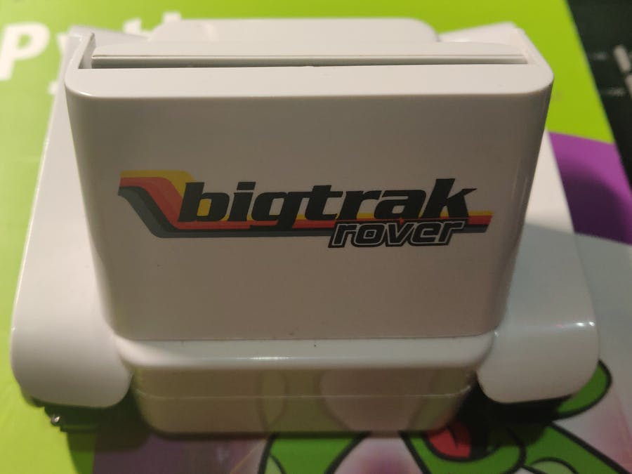 "Big Track Rover ""ENHANCED EDITION"" Obstacle Avoidance Bot"