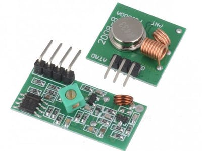 How to Communicate Using 433MHz Modules