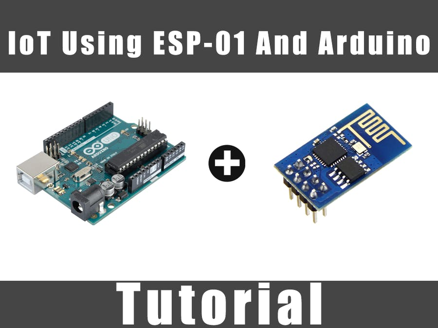 IoT Using ESP8266-01 and Arduino