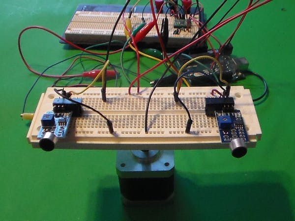 Sound Location Finder - Arduino Project Hub