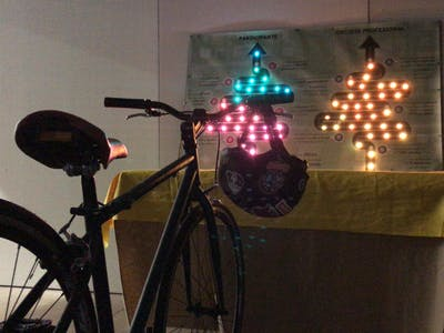 NeoPixels Bicycle Project