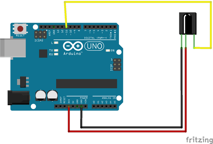Servo Motor Control With Remote Arduino Project Hub
