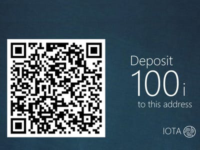 Alexa IOTA Payments