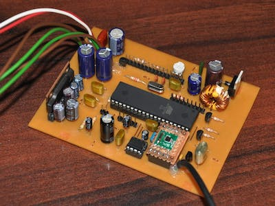FM Stereo Radio Receiver with RDS