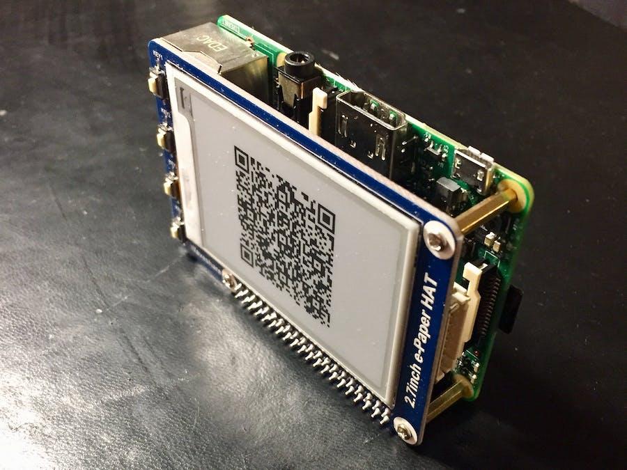 Raspberry Pi as IOTA Payment Provider