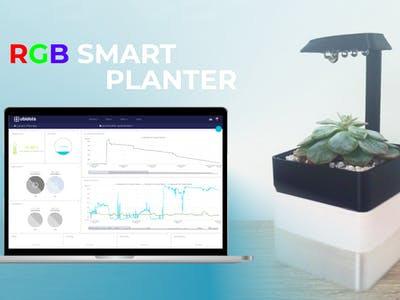 DIY IoT Project: Build a Low-Cost Smart Planter