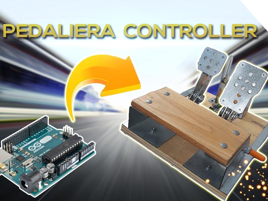 How to Create a Joystick Controller with Arduino - Arduino