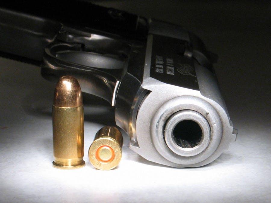 Pistol Slide Acceleration Measurements