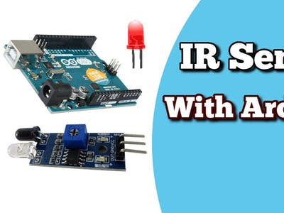 Arduino with IR Sensor