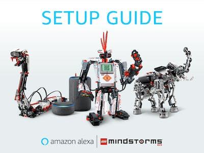 LEGO MINDSTORMS Voice Challenge: Setup