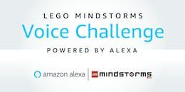 LEGO MINDSTORMS Voice Challenge