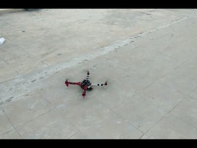 Arduino-Based Drone