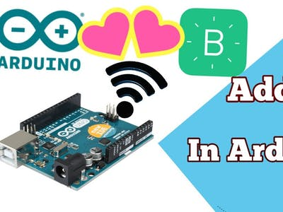 Control Arduino with WiFi