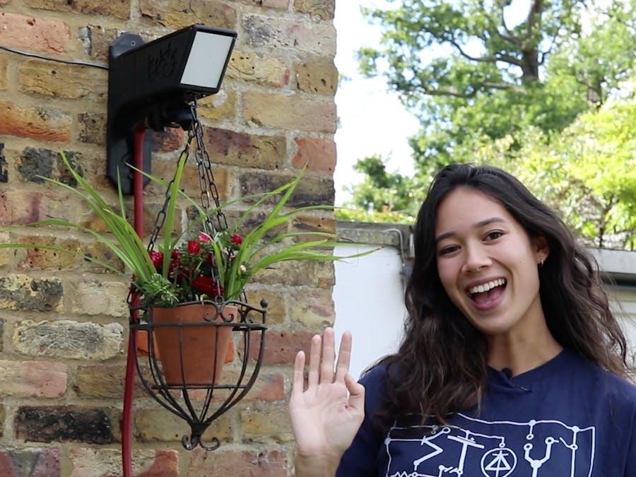 Smart Hanging Basket