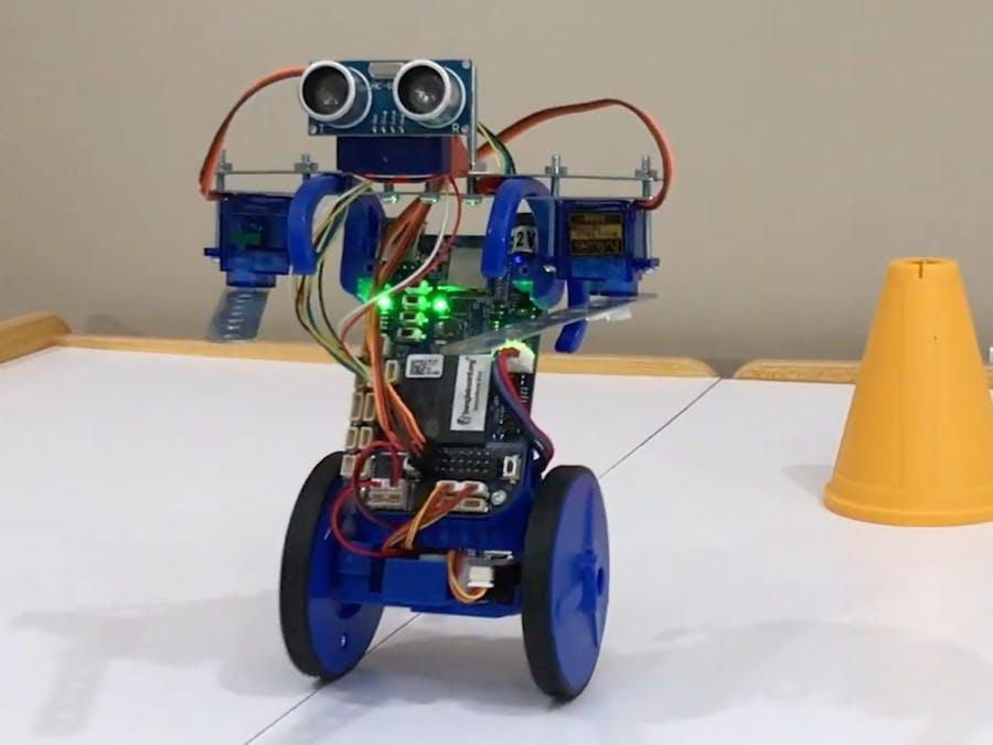 Distance Sensor for BeagleBone Blue