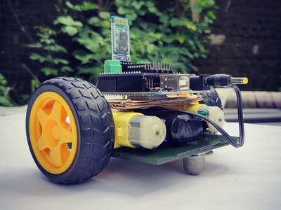 How to Make a Bluetooth Controlled RC Car at Home