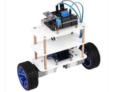 Self-Balancing Robot with Arduino