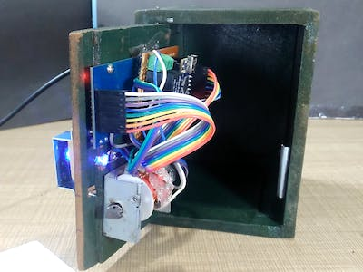 How to Make a Safe Locker with RFID Lock