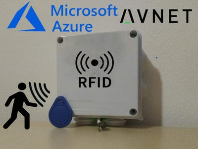 Secured Anti Theft Central with Azure