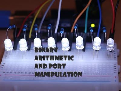 Binary Arithmetic and Port Manipulation