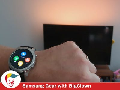 Control Your Home Lighting with Samsung Smart Watches