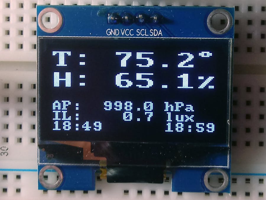 YADL: Yet Another Data Logger