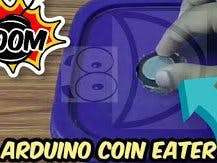 DIY Arduino Coin Eater | Coin Bank
