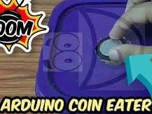 DIY Arduino Coin Eater | Coin Bank