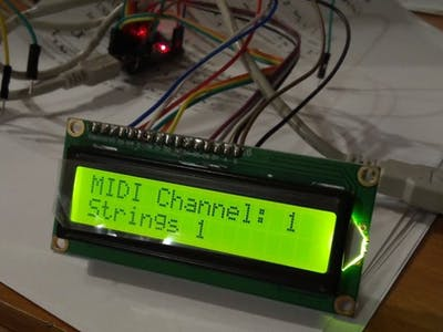 Controlling the GM Program in the S2 Synthesizer