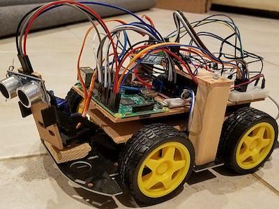 DIY RaspiCar - phase 1