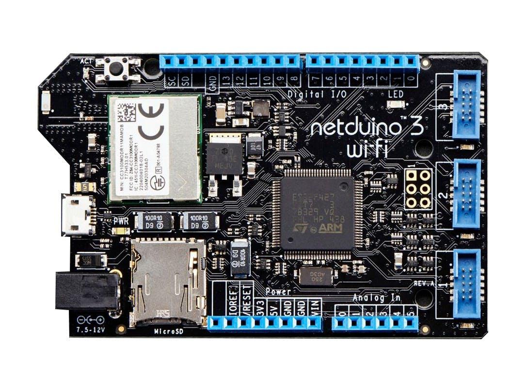 Wilderness Labs (Netduino)