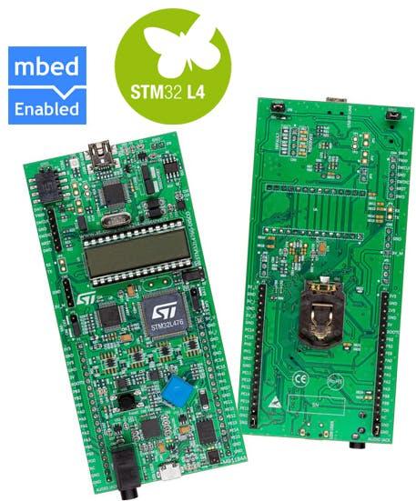 ST STM32L4, STM32F7
