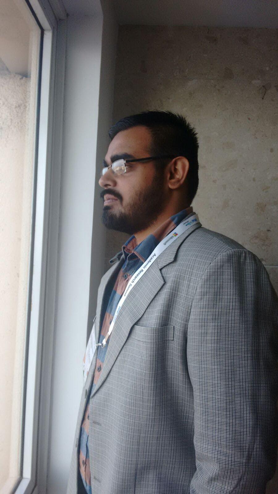 Anandarup Mukherjee