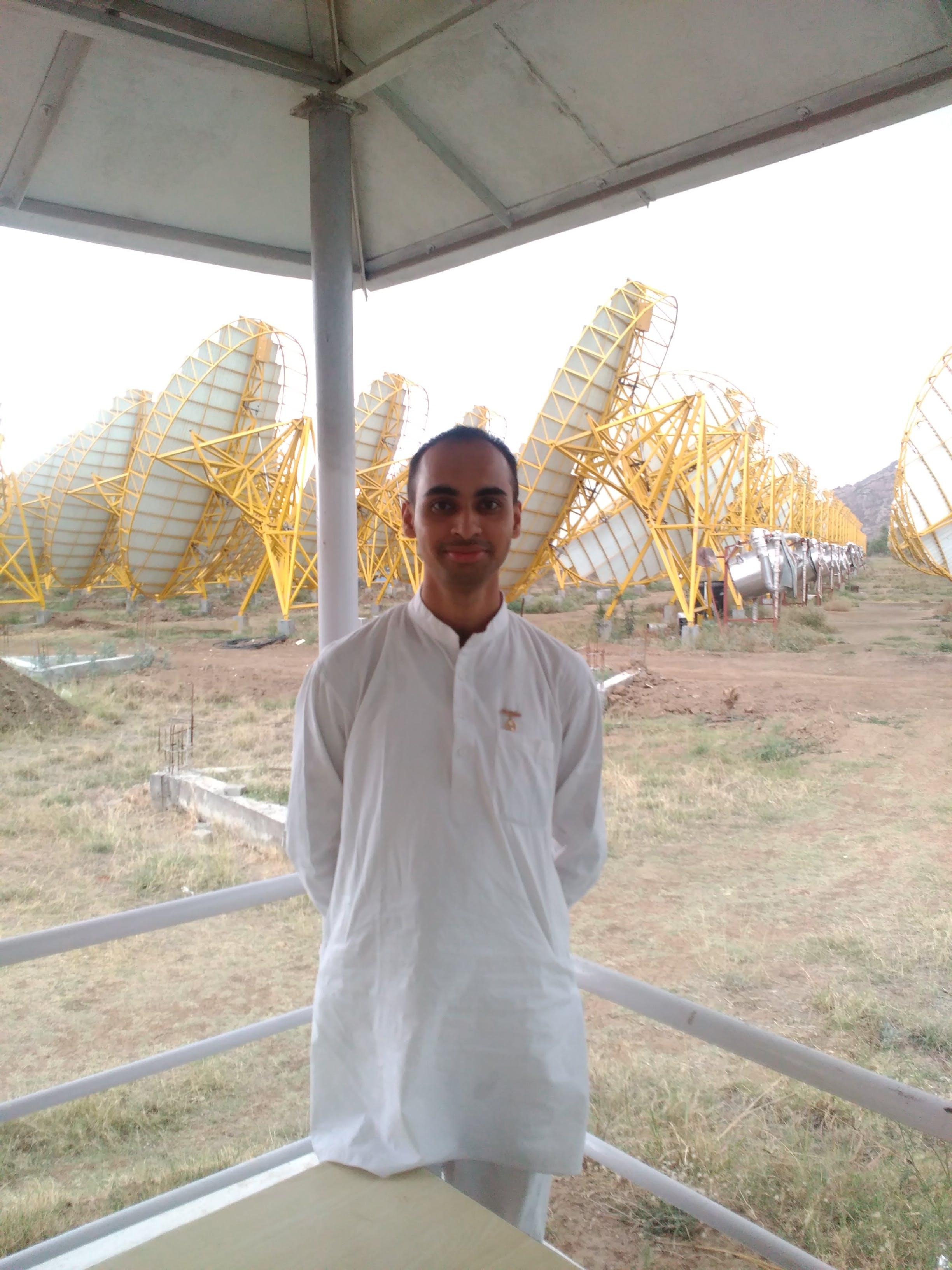 Krunal Bhongade