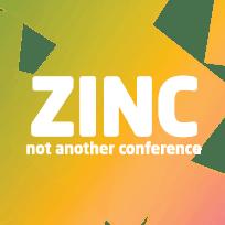 Hackster zinc logo