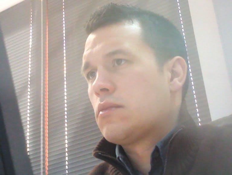 Oscar Rafael Campos Martins